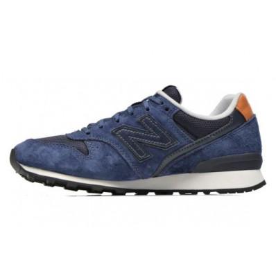 blauwe new balance sneakers wr996 dames