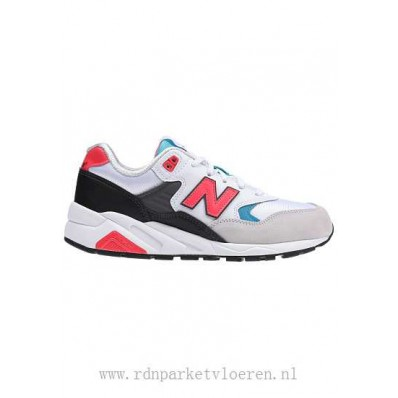 leren new balance dames
