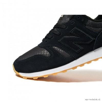 new balance 373 zwart