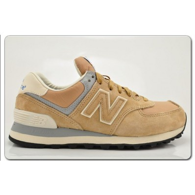 new balance 574 beige hombre