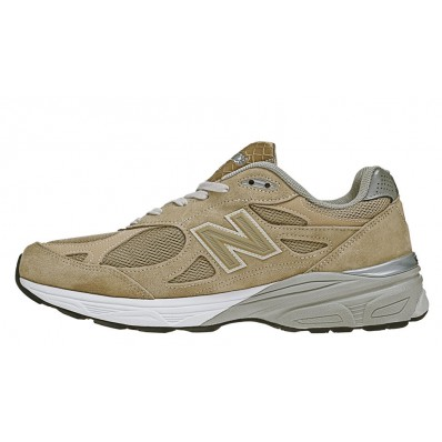 new balance 990v3 men's beige