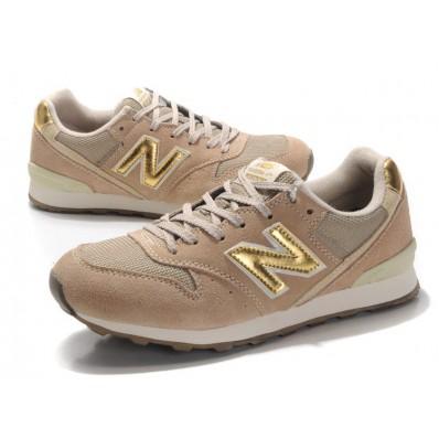 new balance 996 gold beige