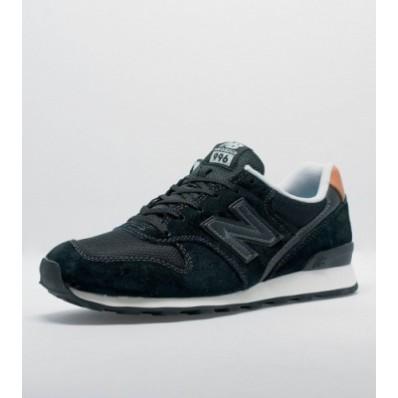 new balance 996 zwart leer