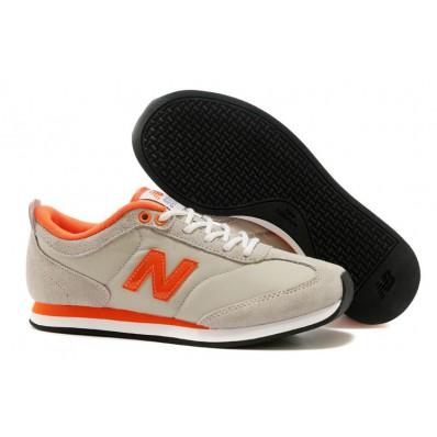 new balance beige and orange