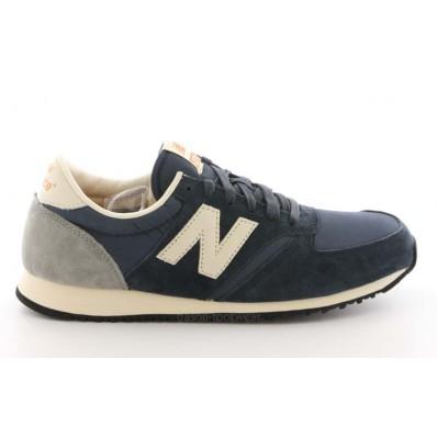 new balance beige bleu