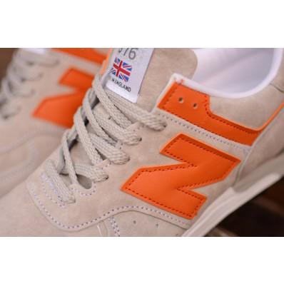 new balance beige et orange