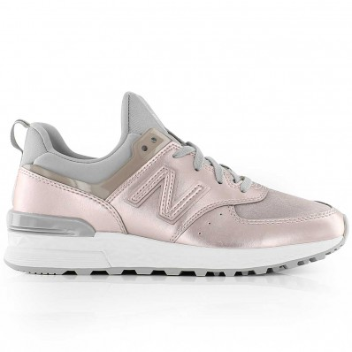 new balance beige rose 574