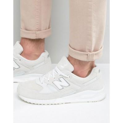 new balance blancas y beige