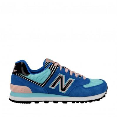 new balance blauw sale