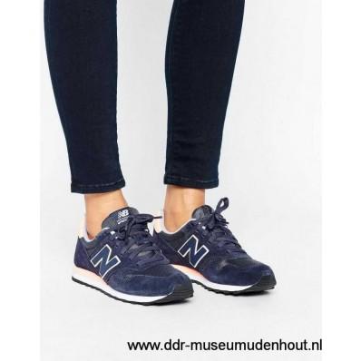 new balance dames 373 blauw