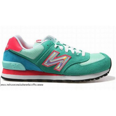new balance dames blauw sale