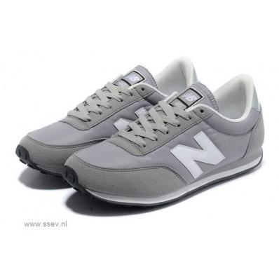 new balance dames grijs zwart