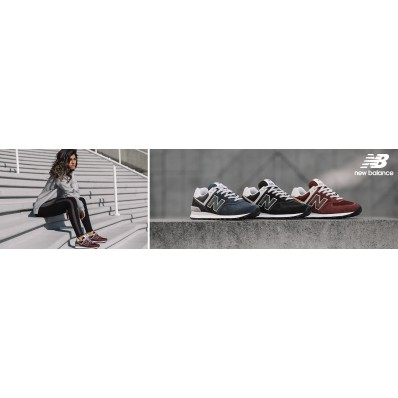 new balance dames sneakers zalando