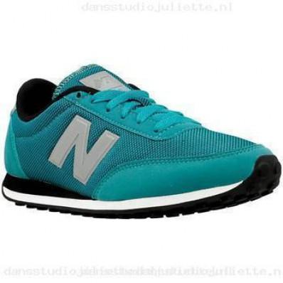 new balance dames u410 blauw