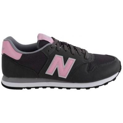 new balance dames zwart met roze