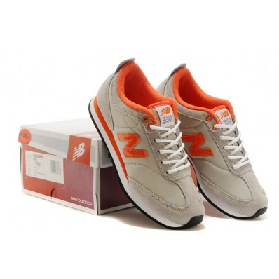 new balance femme beige et orange