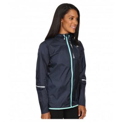 new balance lite packable jacket dames