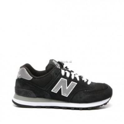 new balance m574 zwart