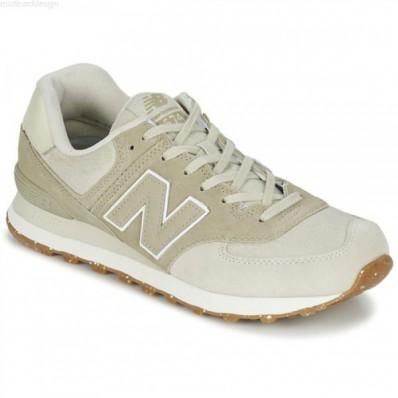 new balance ml574 - sneakers - beige