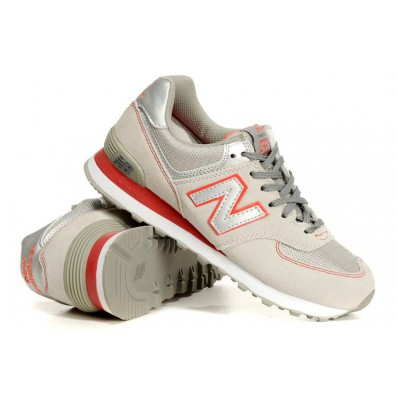 new balance orange et beige