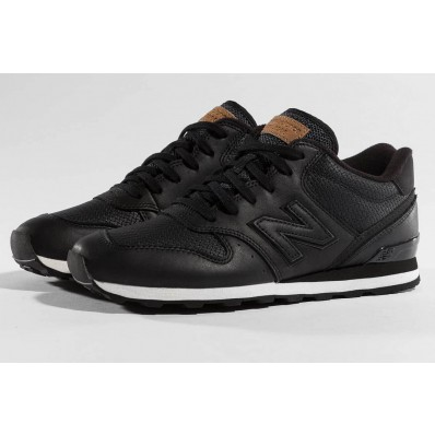 new balance sneaker zwart dames