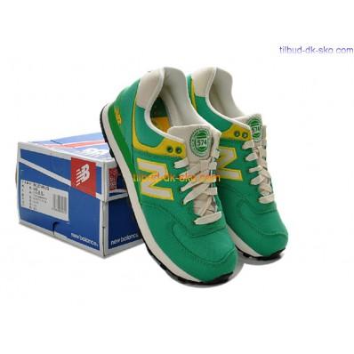 new balance sneakers dame grøn