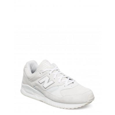 new balance sneakers dame hvid
