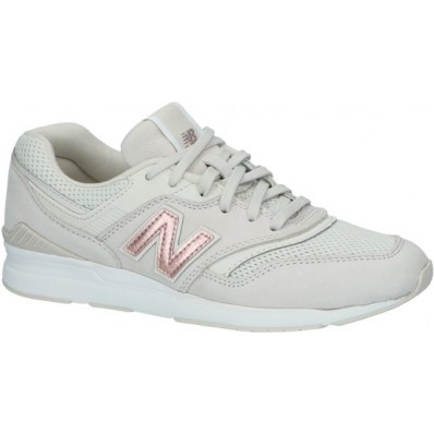new balance sneakers dames beige