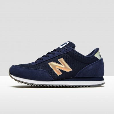 new balance sneakers dames donkerblauw