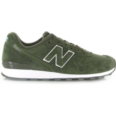 new balance sneakers dames groen