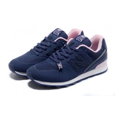 new balance sneakers donkerblauw