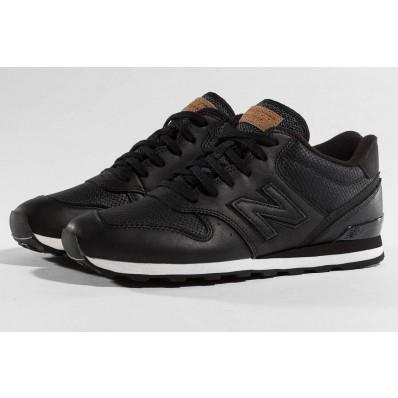new balance sneakers zwart dames