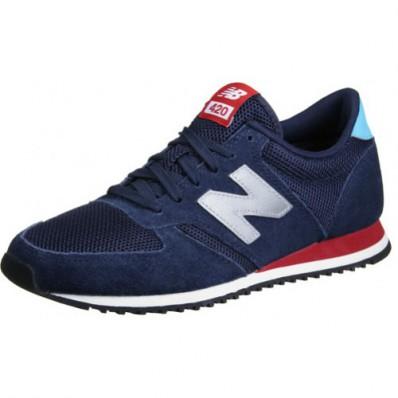 new balance u420 blauw
