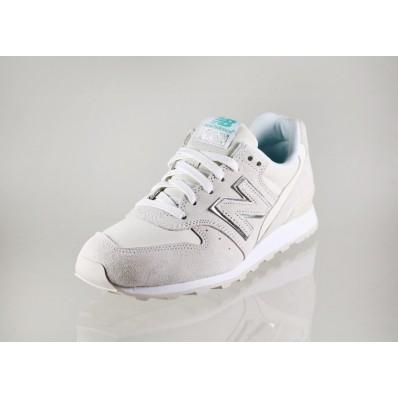 new balance white beige