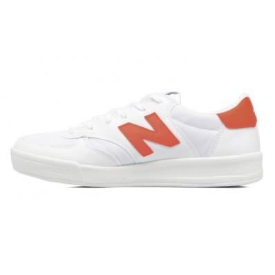new balance wit oranje