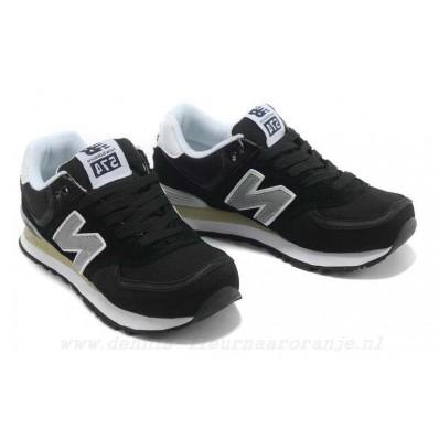 new balance zwart grijs dames