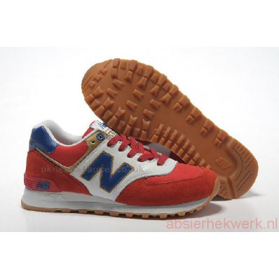 rode new balance heren