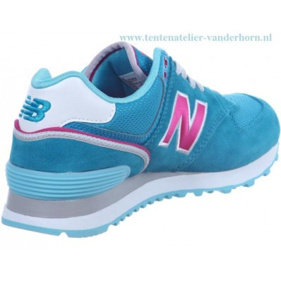 vallen new balance schoenen klein uit
