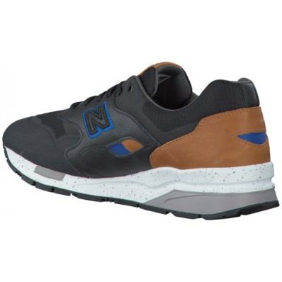 zwarte new balance sneakers cm1600