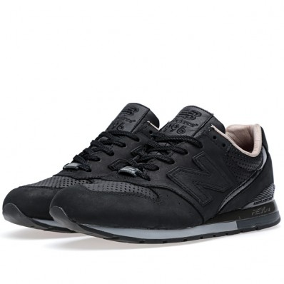 zwarte new balance sneakers wr996 dames