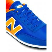 new balance blauw geel dames