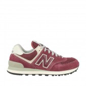 new balance donker rood