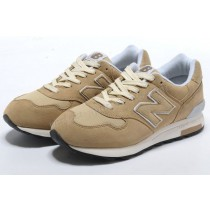 beige new balance shoes