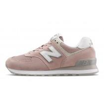 new balance 574 beige rosa