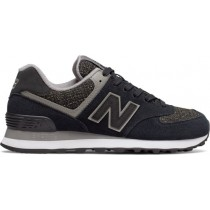 new balance 574 zwart grijs