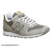 new balance 996 grijs goud