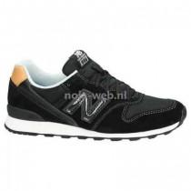 new balance 996 zwart dames