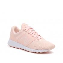 new balance beige sneakers