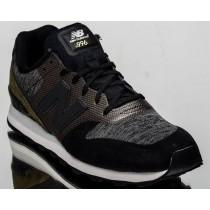 new balance dames 996 zwart