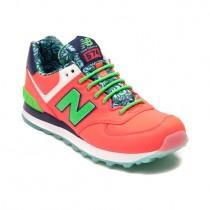 new balance dames neon